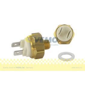 VEMO Temperaturschalter, Kühlerlüfter V15-99-2010 für AUDI 100 (44, 44Q, C3) 1.8 ab Baujahr 02.1986, 88 PS