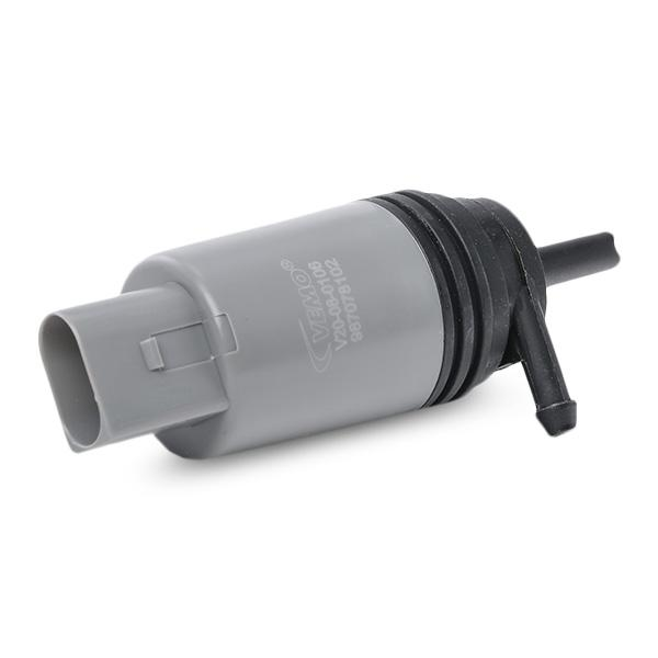 Windscreen Washer Pump VEMO V20-08-0106 4046001354250