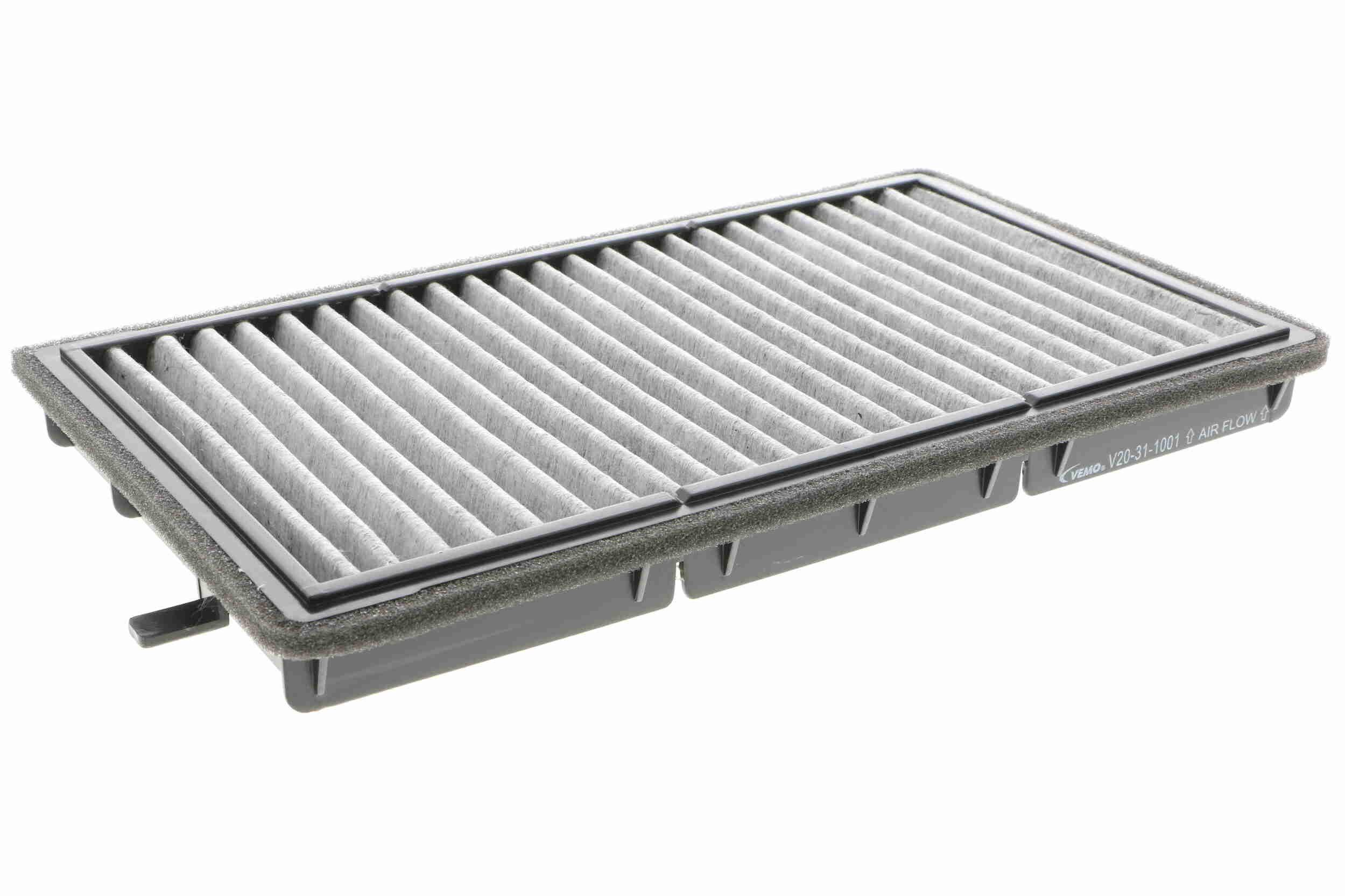 Filtro, aire habitáculo VEMO V20-31-1001 4046001307515