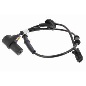 Sensor, Raddrehzahl Länge: 650mm, Pol-Anzahl: 3-polig mit OEM-Nummer 1164651