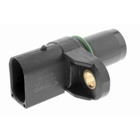 Sensor, Nockenwellenposition Anschlussanzahl: 3, Pol-Anzahl: 3-polig mit OEM-Nummer 1 435 351