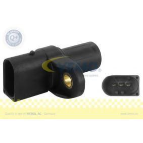 Sensor, Nockenwellenposition Anschlussanzahl: 3, Pol-Anzahl: 3-polig mit OEM-Nummer 12 14 1 435 351