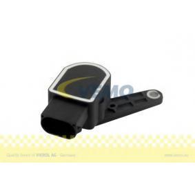 Sensor, Xenonlicht (Leuchtweiteregulierung) V20-72-0545 1 Schrägheck (E87) 118d 2.0 Bj 2007