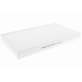 Filter, Innenraumluft Länge: 288mm, Breite: 160mm, Höhe: 29,5mm mit OEM-Nummer 6065 3642