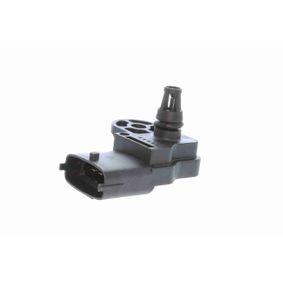 Sensor, intake manifold pressure V24-72-0075 PUNTO (188) 1.2 16V 80 MY 2000