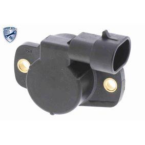 Sensor, throttle position V24-72-0102 PANDA (169) 1.2 MY 2010