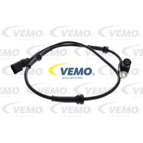 Sensor, Raddrehzahl Länge: 930mm mit OEM-Nummer 1E00-43-701B