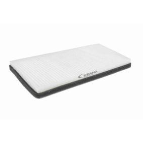 Filter, Innenraumluft Art. Nr. V30-30-1016 120,00€