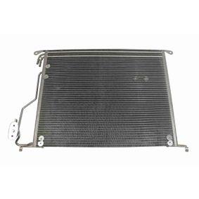 Kondensator, Klimaanlage Netzmaße: 580 x 476 x 16 mm mit OEM-Nummer 220 500 07 54