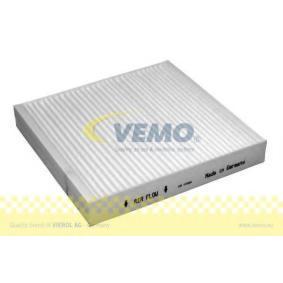Filtro, aire habitáculo V37-30-0004 Outlander 2 SUV (CW_W) 2.0 DI-D ac 2008