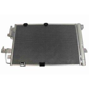 Kondensator, Klimaanlage Netzmaße: 540 x 355 x 16 mm mit OEM-Nummer 24 431 901