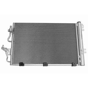 Kondensator, Klimaanlage Netzmaße: 540 x 365 x 16 mm mit OEM-Nummer 93 178 958