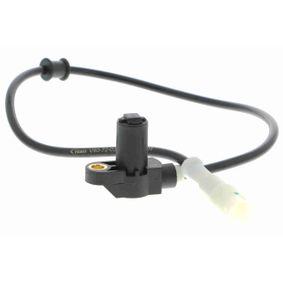 Sensor, Raddrehzahl Länge: 620mm mit OEM-Nummer 1238918