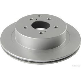 Bremsscheibe Bremsscheibendicke: 18mm, Lochanzahl: 5, Ø: 297mm mit OEM-Nummer 43206 20U00