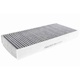 Filter, Innenraumluft Länge: 314mm, Breite: 152mm, Höhe: 40mm mit OEM-Nummer 6447-TC