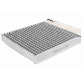 Renault Twingo 2 1.2 Turbo (CN0C, CN0F) Innenraumfilter VEMO Original Quality V46-31-1068 (1.2 Turbo Benzin 2019 D4F 782)