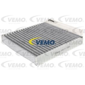 Filter, interior air Length: 223mm, Width: 190mm with OEM Number 77 11 426 872