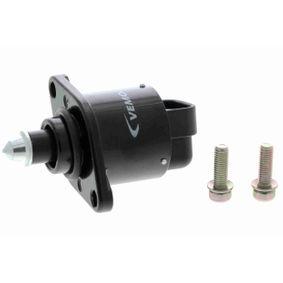 Válvula de Control del Ralentí RENAULT KANGOO (KC0/1_) 1.2 (KC0A, KC0K, KC0F, KC01) de Año 08.1997 58 CV: Válvula de mando de ralentí, suministro de aire (V46-77-0022) para de VEMO