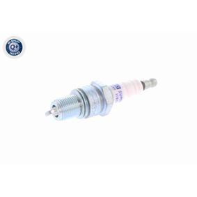 VEMO Zündkerze V99-75-0004 für AUDI 100 (44, 44Q, C3) 1.8 ab Baujahr 02.1986, 88 PS