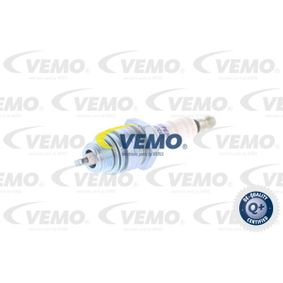 VEMO Zündkerze V99-75-0006 für AUDI 100 (44, 44Q, C3) 1.8 ab Baujahr 02.1986, 88 PS