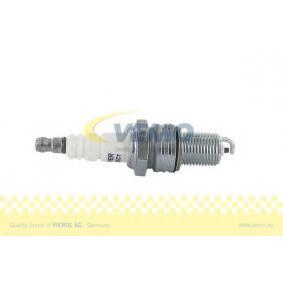 Spark Plug Electrode Gap: 0,7mm with OEM Number 90512989