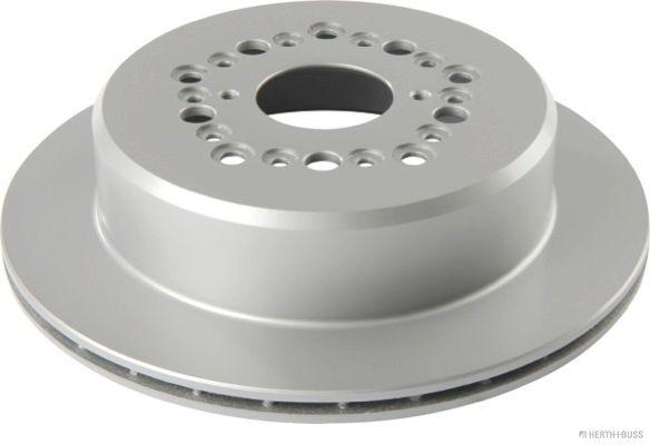 HERTH+BUSS JAKOPARTS  J3312016 Disque de frein Epaisseur du disque de frein: 16mm, Nbre de trous: 10, Ø: 291mm