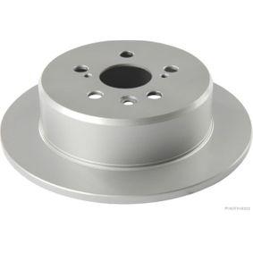 Disque de frein Épaisseur du disque de frein: 10mm, Nbre de trous: 5, Ø: 269mm avec OEM numéro 42431-20200