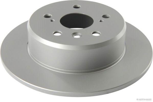 HERTH+BUSS JAKOPARTS  J3312026 Disque de frein Épaisseur du disque de frein: 10mm, Nbre de trous: 5, Ø: 288mm