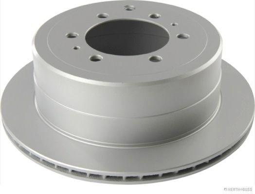 HERTH+BUSS JAKOPARTS  J3312034 Disque de frein Épaisseur du disque de frein: 18mm, Nbre de trous: 6, Ø: 335mm