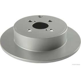 Disco de freno Eje trasero, Ø: 279mm, Macizo, revestido J3312043