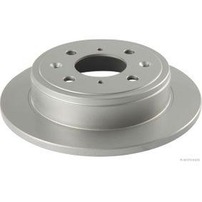 Спирачен диск дебелина на спирачния диск: 10мм, брой на дупките: 4, Ø: 239мм с ОЕМ-номер 42510SK3E00