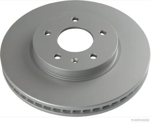 HERTH+BUSS JAKOPARTS  J3300907 Bremsscheibe Bremsscheibendicke: 24mm, Lochanzahl: 6, Ø: 256mm