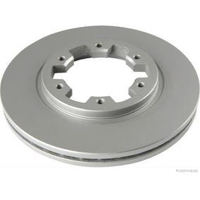 Bremsscheibe Bremsscheibendicke: 26mm, Lochanzahl: 6, Ø: 276mm mit OEM-Nummer 1954434