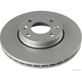 Bremsscheibe Bremsscheibendicke: 22mm, Lochanzahl: 4, Ø: 260mm mit OEM-Nummer 4020 649 11R