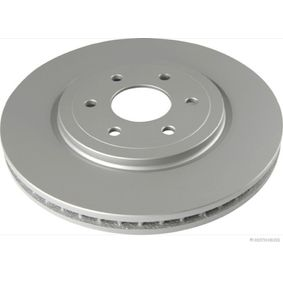 Bremsscheibe Bremsscheibendicke: 28mm, Lochanzahl: 6, Ø: 320mm mit OEM-Nummer 40206 5X01A