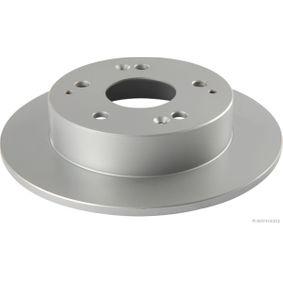 Bremsscheibe Bremsscheibendicke: 9mm, Lochanzahl: 5, Ø: 260mm mit OEM-Nummer 42510 S87 A00