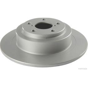 Bremsscheibe Bremsscheibendicke: 10mm, Lochanzahl: 5, Ø: 290mm mit OEM-Nummer 26700AE04A