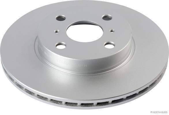 HERTH+BUSS JAKOPARTS  J3302123 Disque de frein Epaisseur du disque de frein: 18mm, Nbre de trous: 4, Ø: 254mm