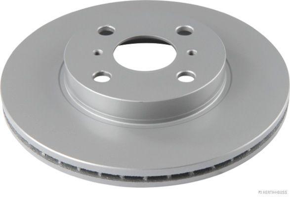 HERTH+BUSS JAKOPARTS  J3302128 Bremsscheibe Bremsscheibendicke: 20mm, Lochanzahl: 4, Ø: 255mm