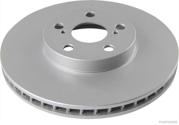 HERTH+BUSS JAKOPARTS  J3302133 Bremsscheibe Bremsscheibendicke: 25mm, Lochanzahl: 5, Ø: 275mm