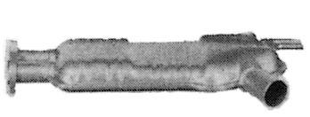 VEGAZ  BS-140IMA Mittelschalldämpfer
