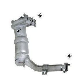 Catalytic Converter FTK-965 PUNTO (188) 1.2 16V 80 MY 2004