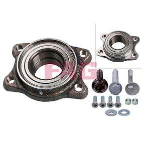 Wheel Bearing Kit Inner Diameter: 43,00mm with OEM Number 4D0 407 625 D