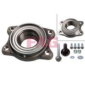 Wheel Bearing Kit Inner Diameter: 43,00mm with OEM Number 4D0407625D