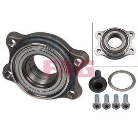 Radlagersatz Innendurchmesser: 45,00mm mit OEM-Nummer 4F0 598 625A