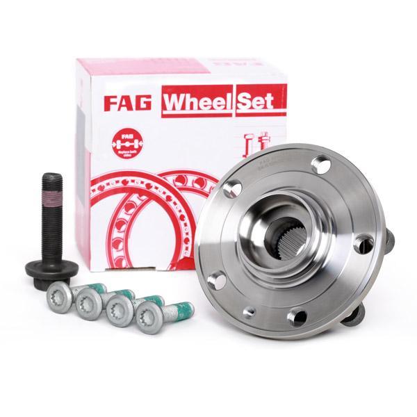 Cojinetes de rueda FAG 713610610 conocimiento experto