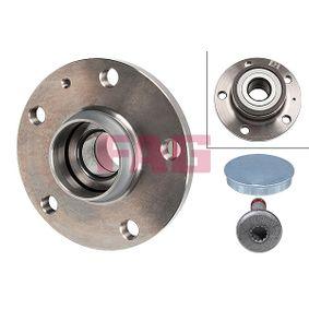 Kit de roulement de roue Ø: 136,40mm, Diamètre intérieur: 32,00mm avec OEM numéro 1T0 598 611 B