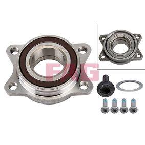 Radlagersatz Innendurchmesser: 43,00mm mit OEM-Nummer 3D0 498 607A