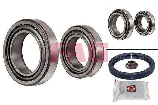 FAG  713 6114 80 Radlagersatz Ø: 50,29mm, Innendurchmesser: 29,00mm