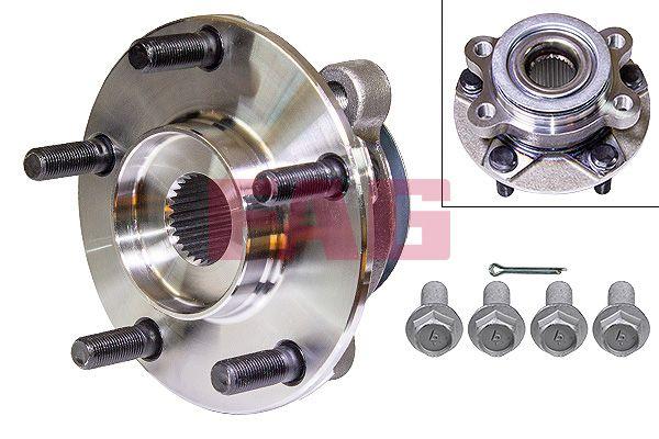 Wheel Hub Bearing 713 6139 10 FAG 713 6139 10 original quality
